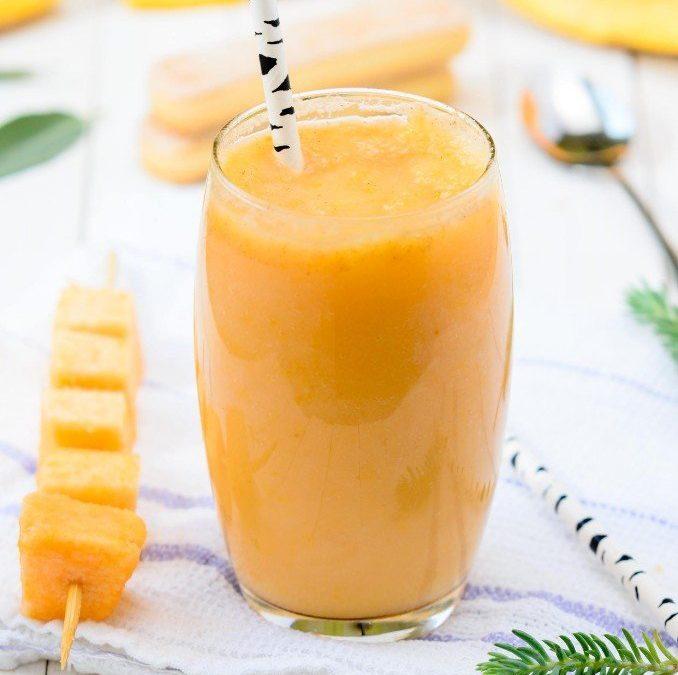 Creamy Paleo Orange Julius