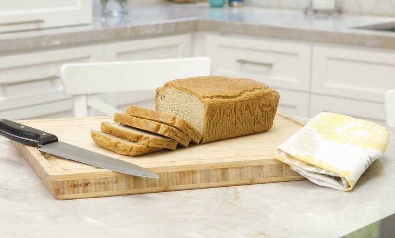 Easy Grain Free Blender Bread!