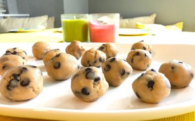 Paleo-ish Cookie Dough Bites