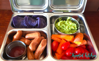 REAL Food Lunches – Day 3 (Bonus Recipe!)