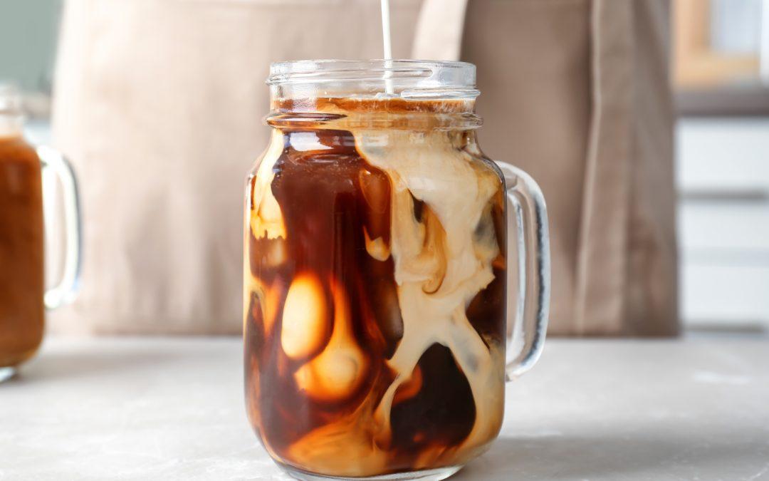 Herbal Cold Brew – gut healing, dairy free, caffeine free, detox