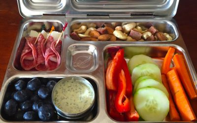Real Food Lunches Day 1