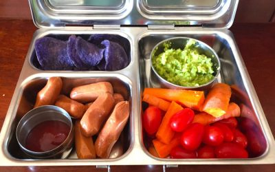 Real Food Lunches Day 3