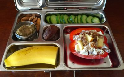 Real Food Lunches Day 5