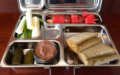 Real Food Lunches Day 4