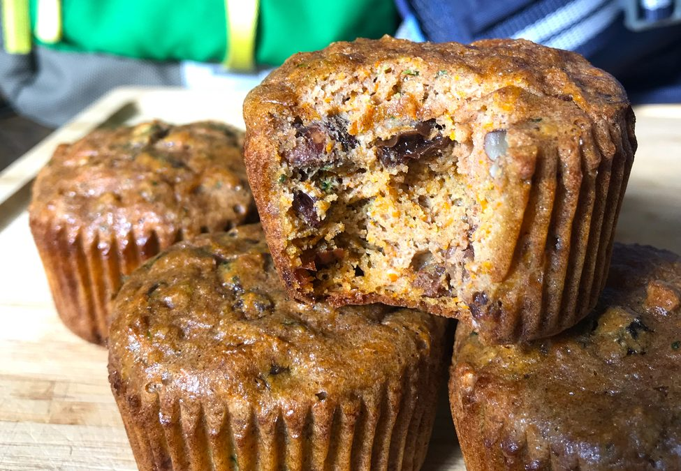 Dairy Free Paleo Morning Glory Muffins