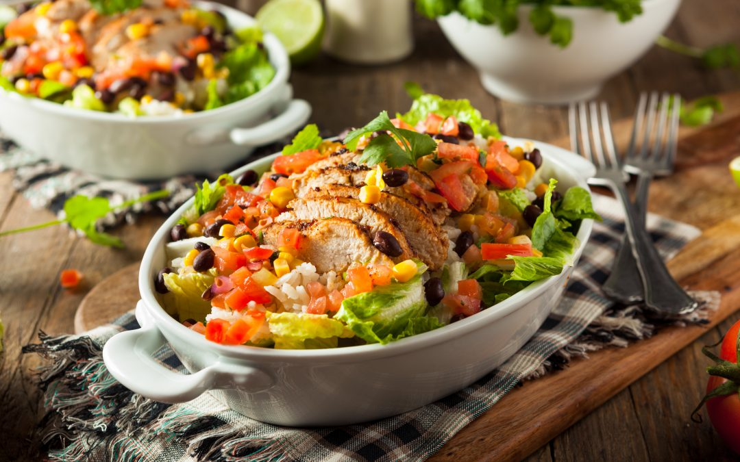 Taco Salad Dressing With Lime & Cumin