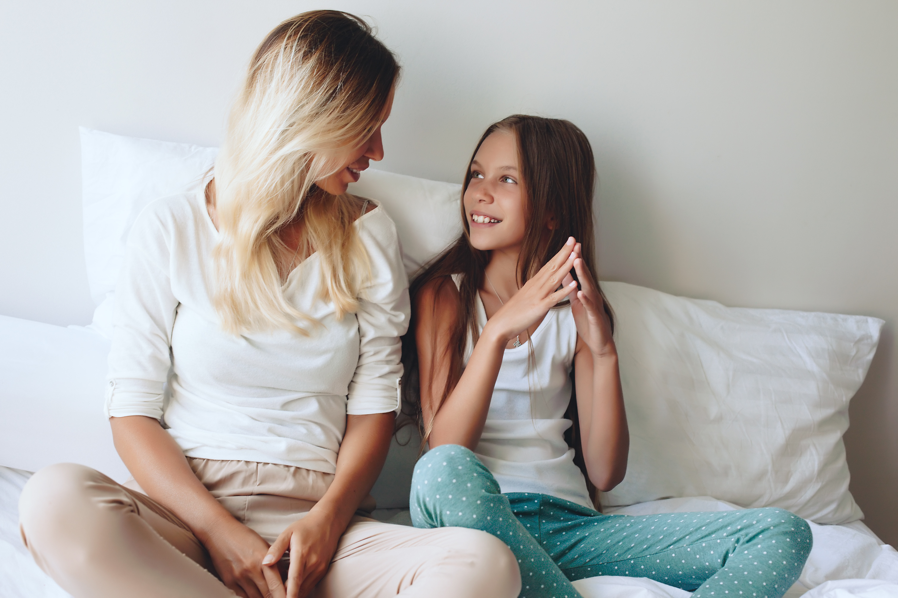 Are your feminine products making you sick? Let's have the discussion with our young daughters about options.
