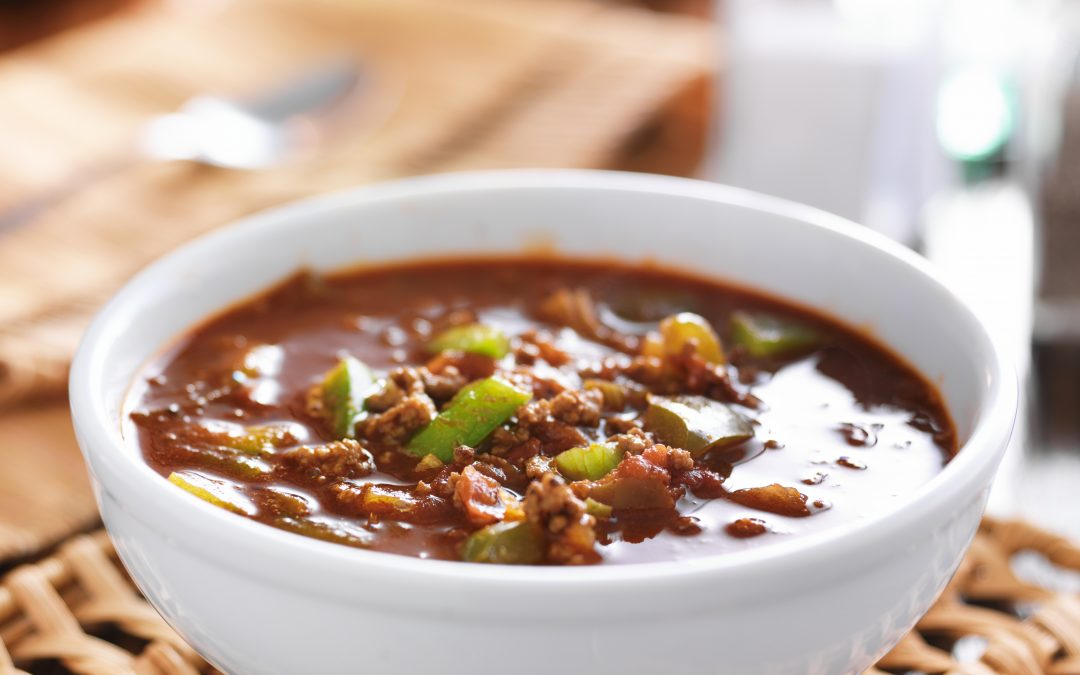 Instant Pot: Maple Bourbon Chili with Bison (grain free, dairy free, nut free)