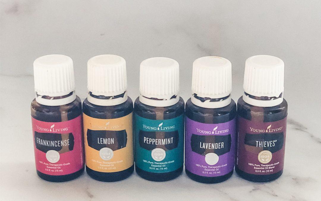 Essential Oils for Cold & Flu Season