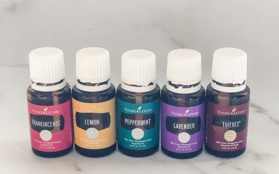 Essential Oils for Cold & Flu Season