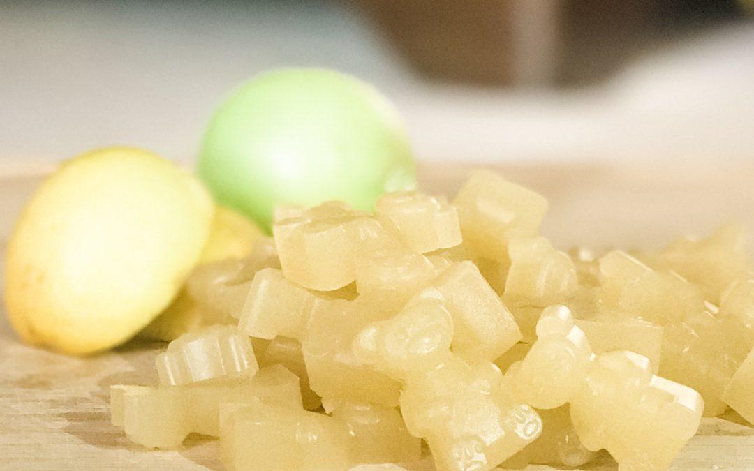 Lemon Honey Vitamin-C Gummies